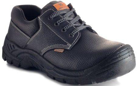 Leren Werkschoenen.Lage Werkschoenen Kruipneus S1 S2 S3 Veiligheidsschoenen