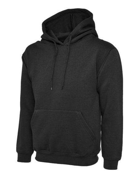 Uneek Classic Hooded Sweatshirt UC502