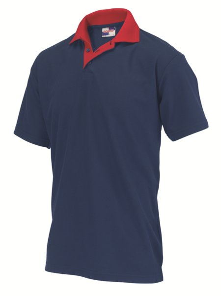 Tricorp 201004 Poloshirt Contrast 180 GSM