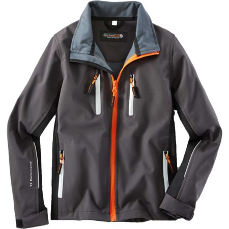 Terratrend Kinder Softshell Jas 61271