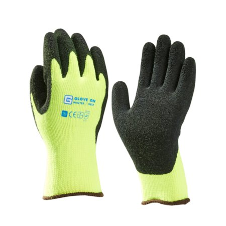 Glove On Handschoen Winter Grip