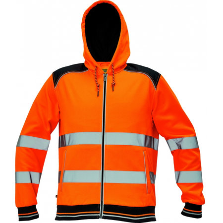 CRV Knoxfield Hi-Vis Sweat-Shirt 03060051