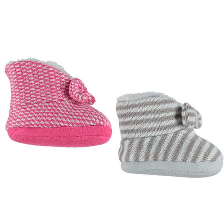 Import Baby Pantoffels Brei 63997006